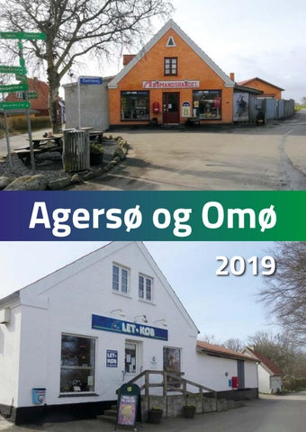 Agerso Omo Turistinformation 2019 By Dorthewinther1603 Issuu