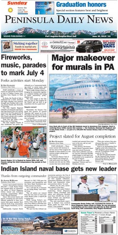 Peninsula Daily News, Clallam County, June 30, 2019 by Sound