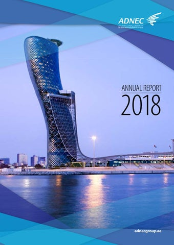 2018 ADNEC Annual Report - English by Abu Dhabi National