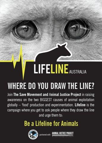 Lifeline Australia: Leaflet by Animal Justice Project - issuu