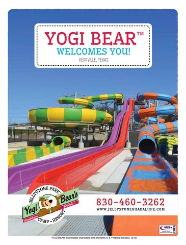 Yogi Bear's Jellystone Park Guadalupe River by AGS/Texas