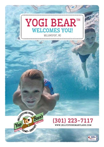 Yogi Bear's Jellystone Park at Lazy River by AGS/Texas Advertising