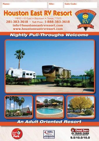 Houston East RV Resort by AGS/Texas Advertising - issuu