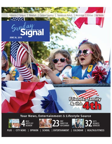 Sunday Signal June 30, 2019