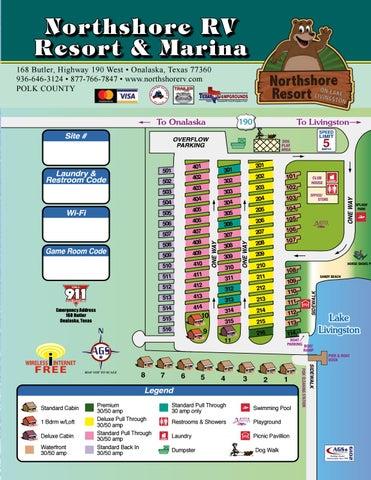 Northshore RV Resort & Marina by AGS/Texas Advertising - issuu