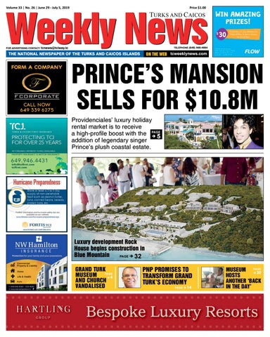 TCWN June 29 - July 5, 2019 by TC Weekly News - issuu