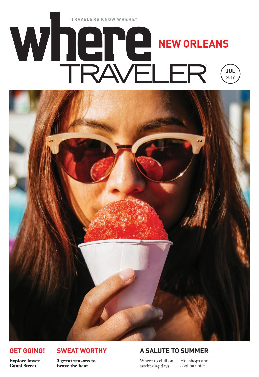Where Magazine New Orleans July 2019 By Morris Media Network Issuu