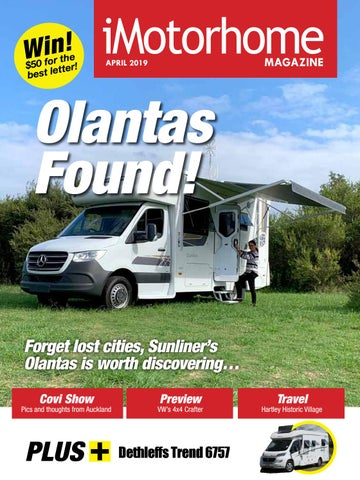 iMotorhome Magazine - April 2019 by iMotorhome Magazine - issuu