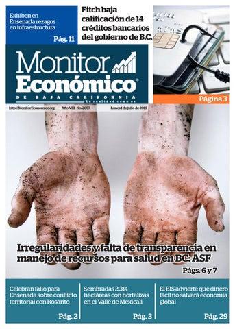 Issuu By Monitor Económico Frontera Grupo Multimedia Norte qpLUMSGVz