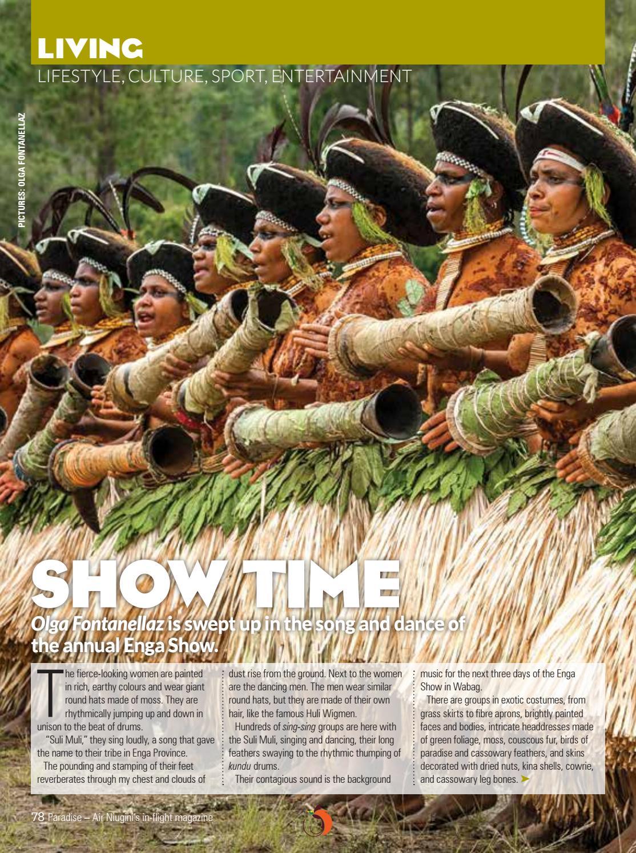 Paradise: the in-flight magazine of Air Niugini, July/August