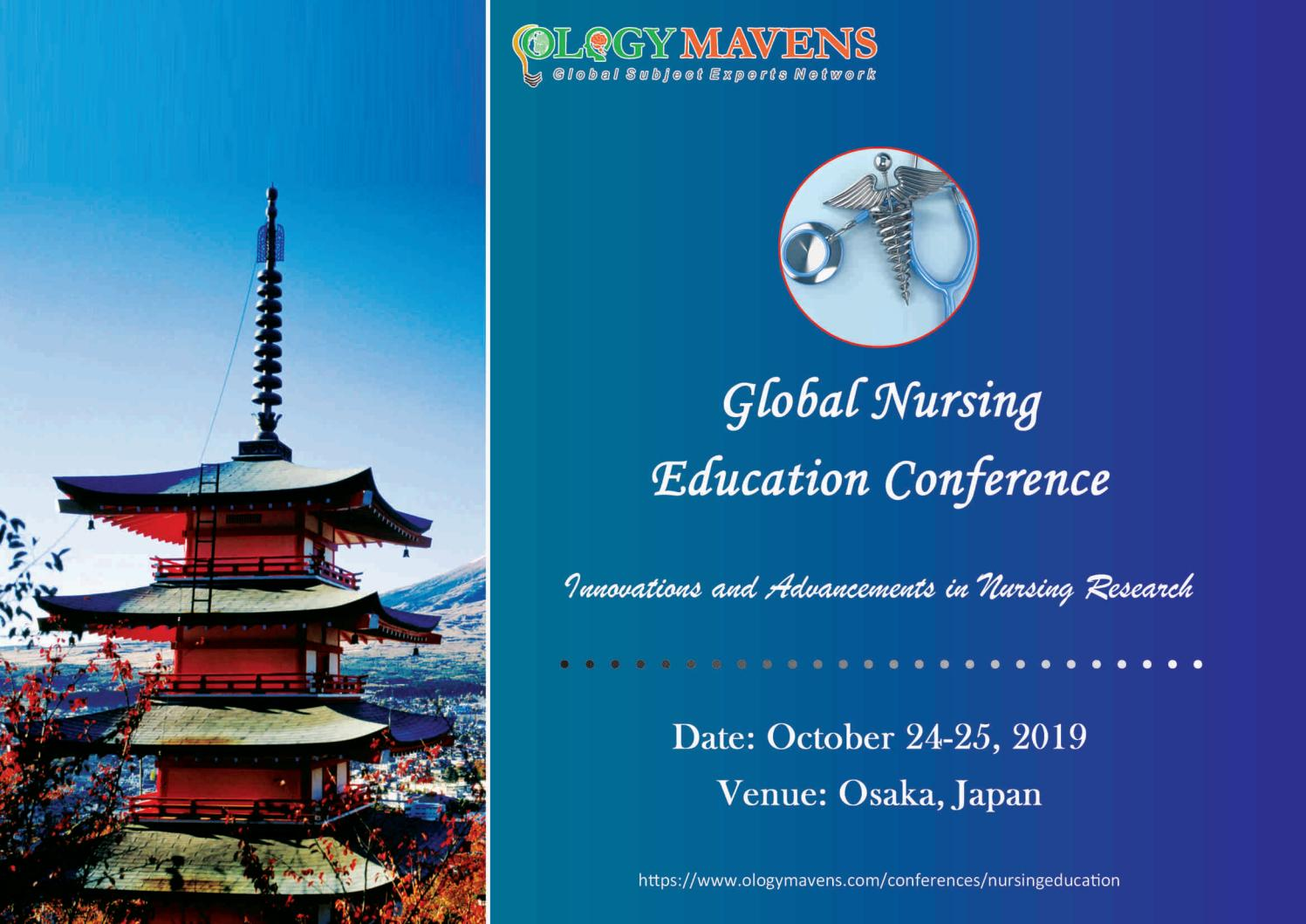 Nursing Education 2019 | Nursing Conferences 2019 by Ology