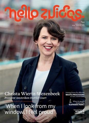 Hello Zuidas Magazine - Hello Zuidas