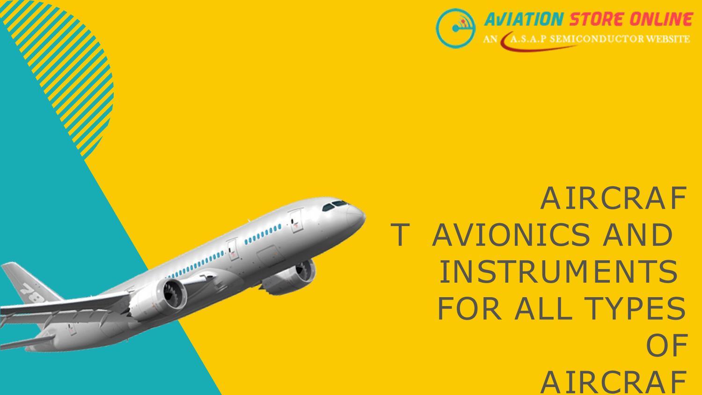 Avionics and Instruments for all Types of Aircraft Avionics