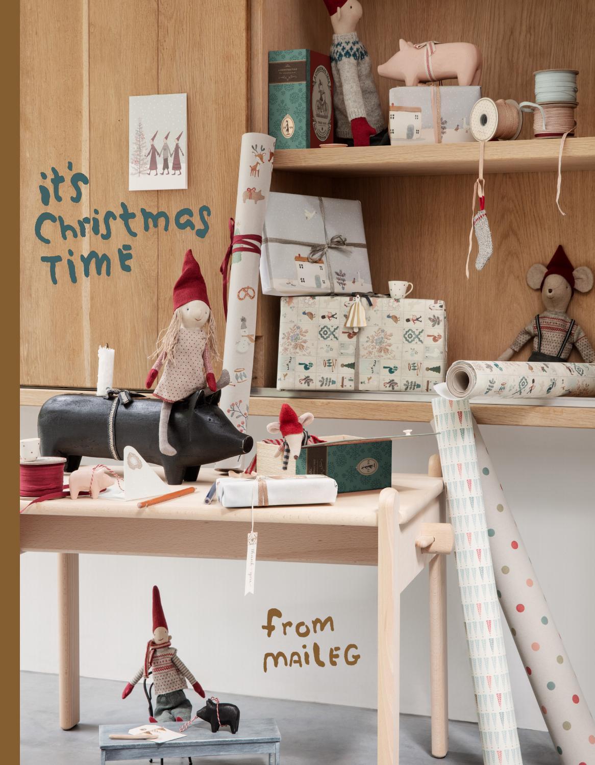 Black /& White Christmas Reindeer Tissue Paper # 715 .. 10 Lg Sheets