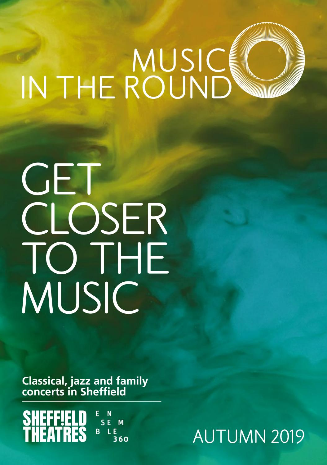 Music in the Round Autumn Season 2019 by Music in the Round