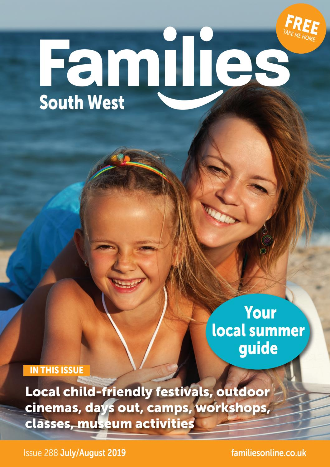 Families London SW July-Aug 2019 issue no 288-9 by Families Magazine
