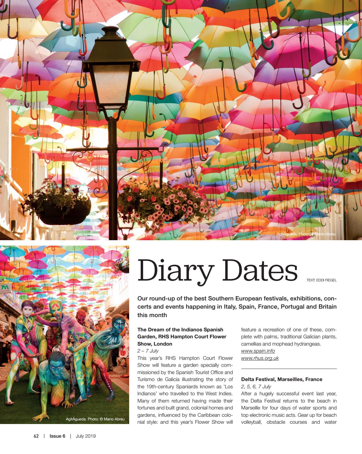 Discover Southern Europe, Issue 6, July 2019 by Scan Group - issuu