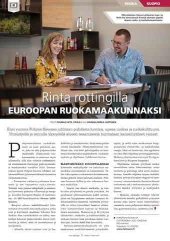 Page 11 of Rinta rottingilla Euroopan ruokamaakunnaksi