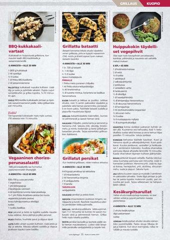 Page 15 of Vegeä grilliin