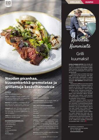 Page 19 of Grilli kuumaksi!