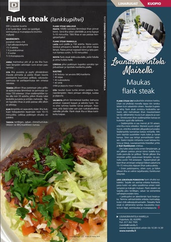 Page 21 of Maukas flank steak