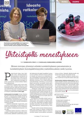 Page 9 of Yhteistyöllä menestykseen