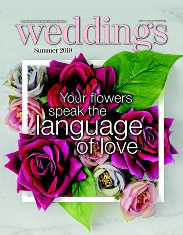 Weddings - Summer 2019 by Waterloo-Cedar Falls Courier - issuu