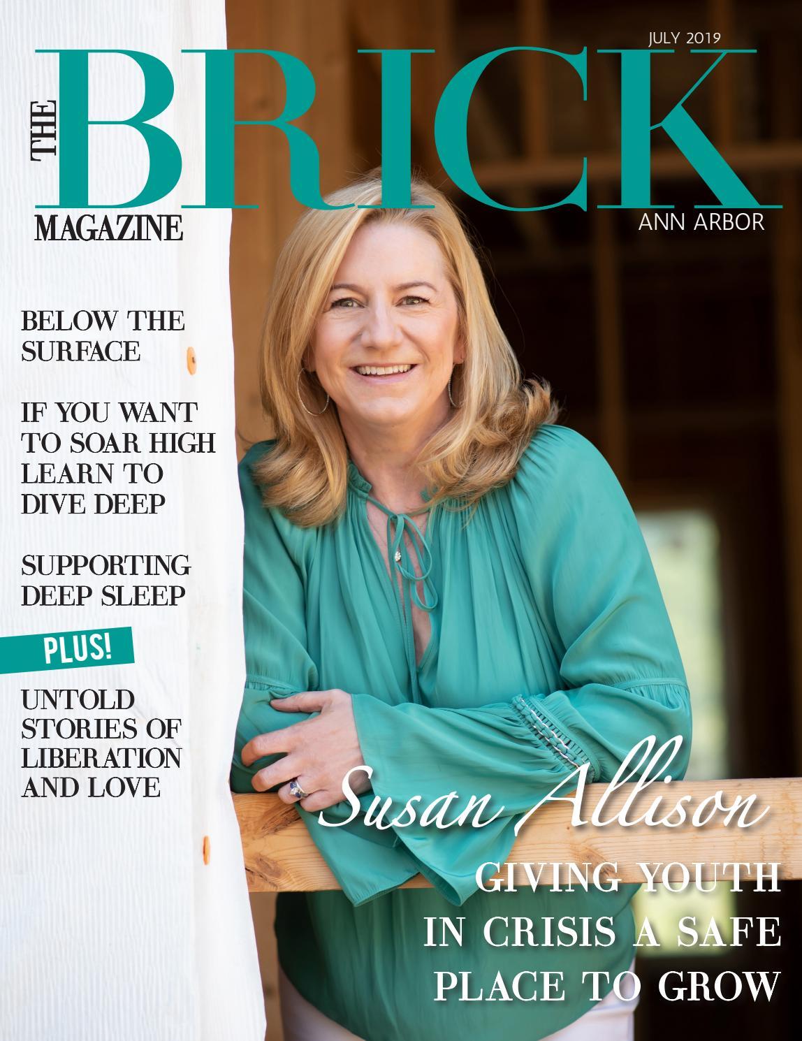 The Brick Magazine - July 2019 by Sarah Whitsett - issuu