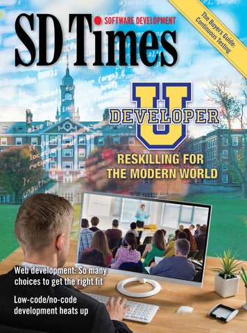 SD Times July 2019 by d2emerge - issuu