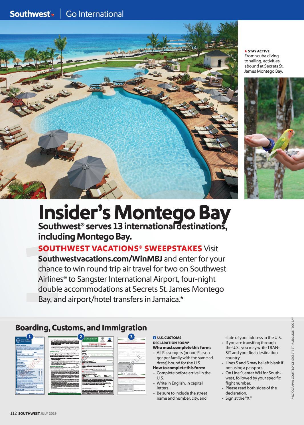 July 2019 by Southwest: The Magazine - issuu