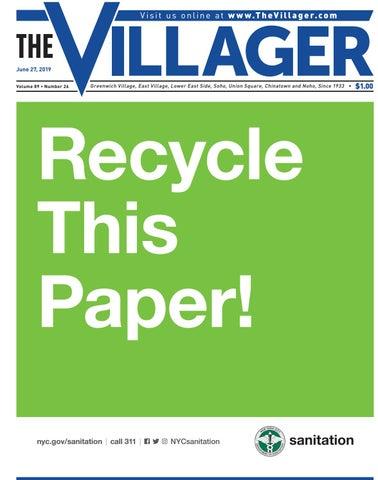 The Villager - June 27, 2019 by Schneps Media - issuu