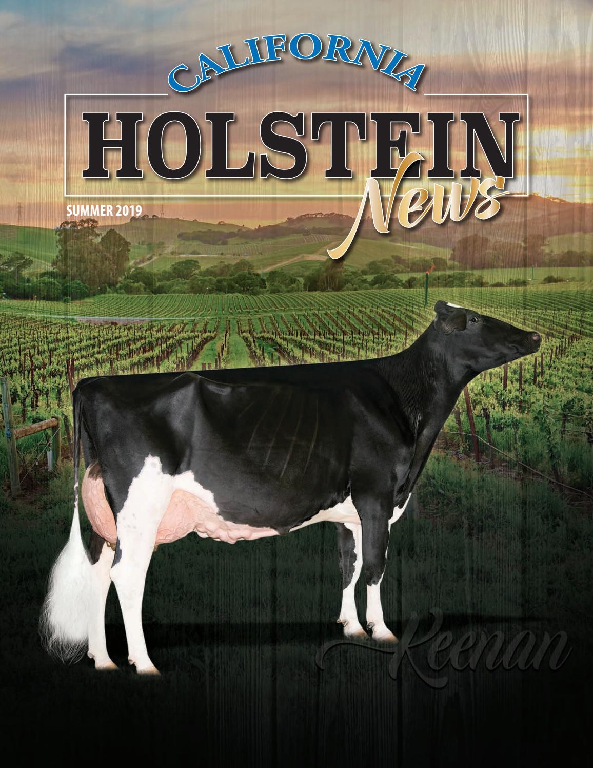 California Holstein News 2019 by Cowsmopolitan - issuu