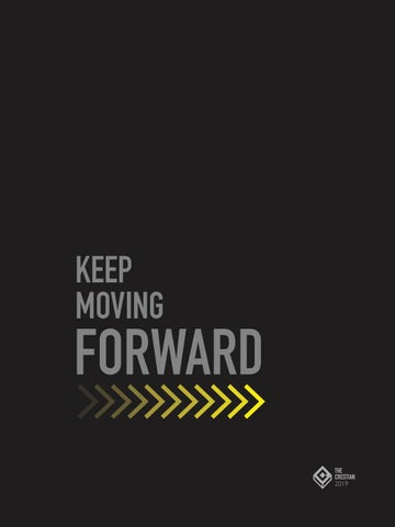 The Crestian | 2019 | Keep Moving Forward by Pine Crest