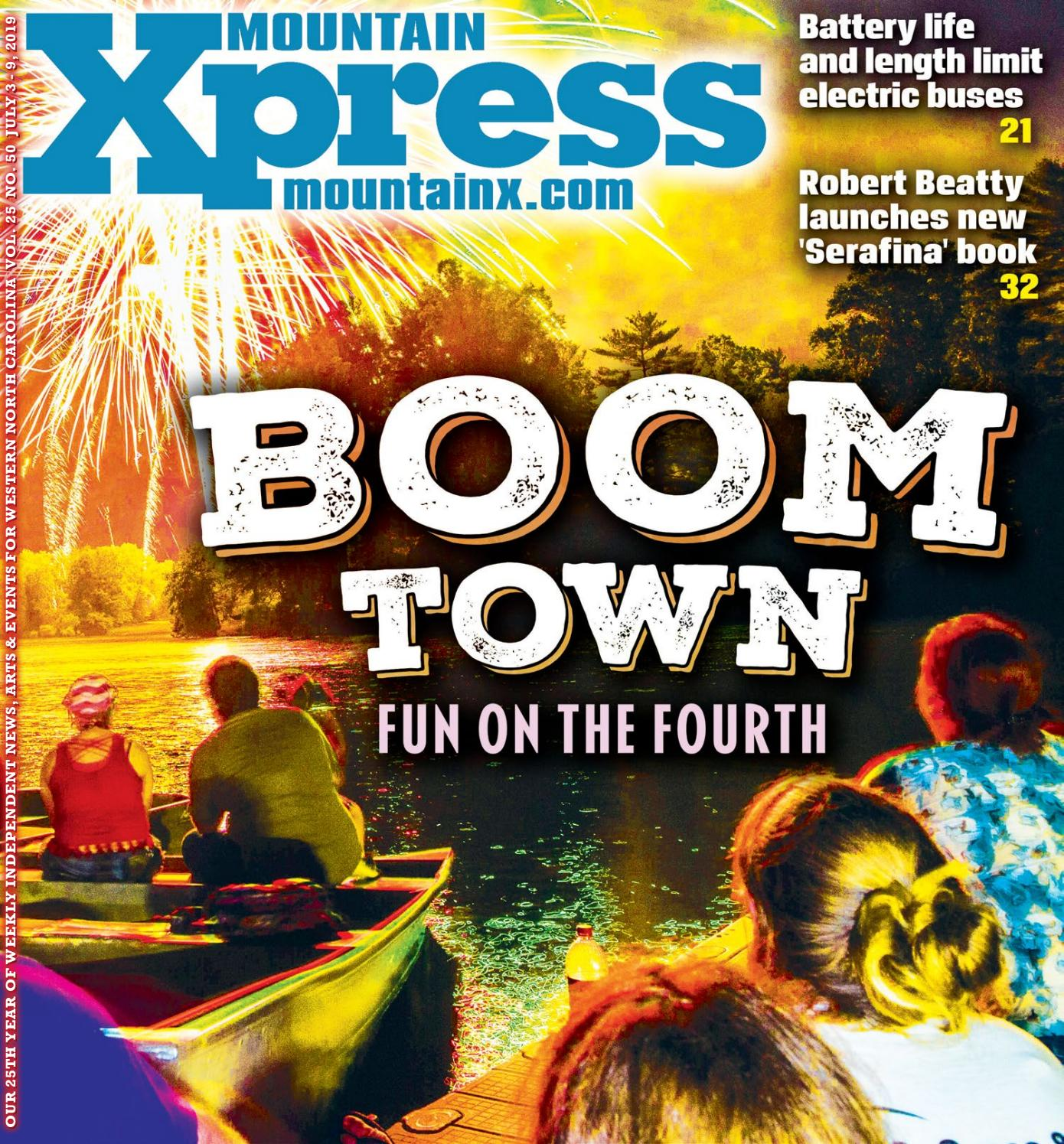 Mountain Xpress 07 03 19 by Mountain Xpress - issuu