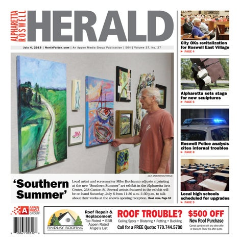 Alpharetta-Roswell Herald — July 4, 2019 by Appen Media Group - issuu
