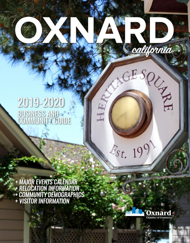 Strawberry Festival 2020 Oxnard.2019 2020 Oxnard Business And Community Guide By Oxnard
