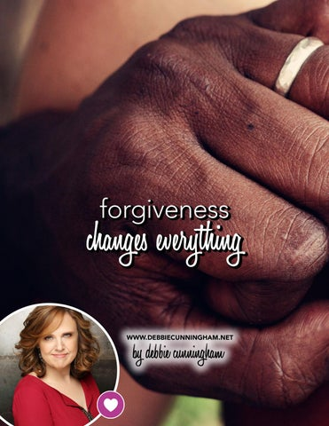Page 18 of Forgiveness Changes Everything