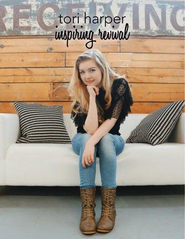 Page 22 of Tori Harper: Inspiring Revival