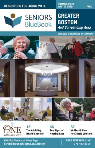 Boston Metro West July 2019 by Seniors Blue Book - issuu