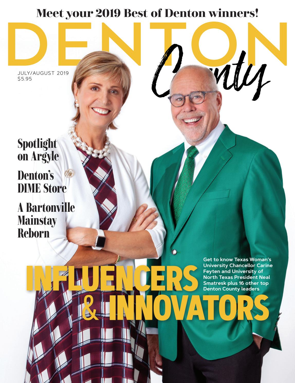 Denton County magazine July-August 2019 by Larry McBride - issuu