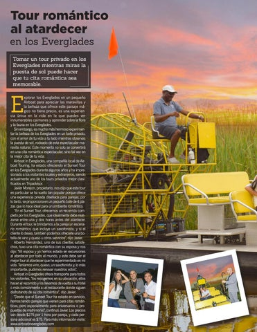 Page 16 of Enjoy a Romantic Sunset Tour in the Everglades