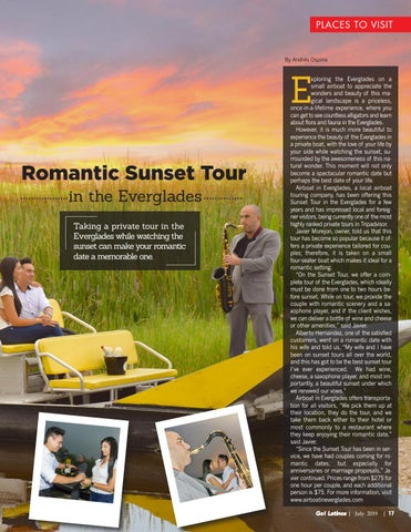 Page 17 of Enjoy a Romantic Sunset Tour in the Everglades