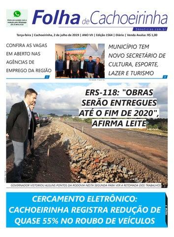 Terça-feira   Cachoeirinha, 2 de julho de 2019 - ANO VII   Edição ...