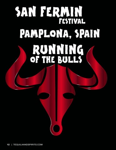 Page 12 of Running of the bulls festival