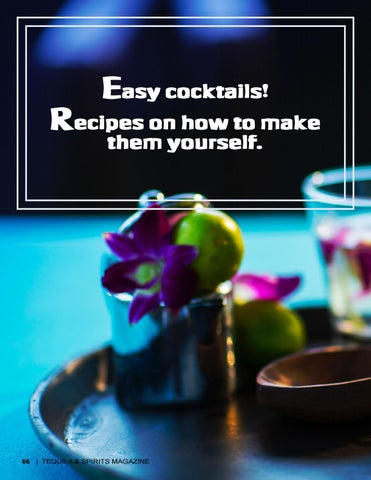 Page 66 of Easy cocktails