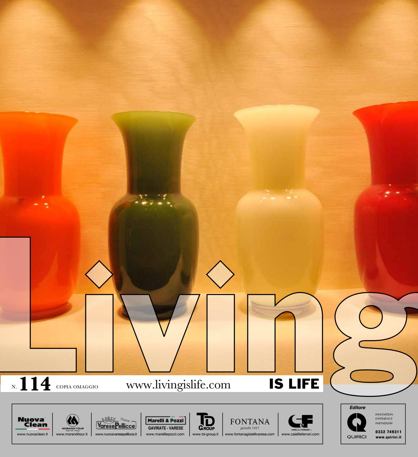 Living Is Life 114 By Living Is Life Issuu