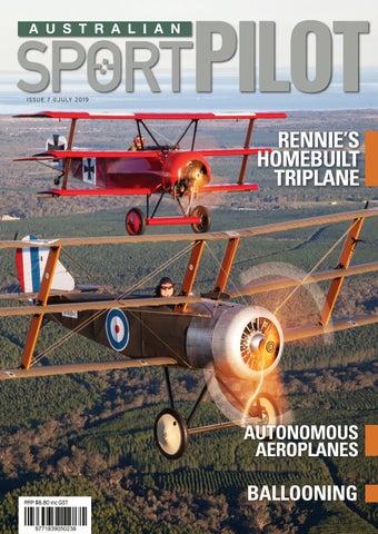 Australian Sport Pilot - July 2019 by Recreational Aviation