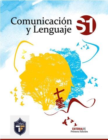 Comunicación Y Lenguaje By Alexdesign Issuu