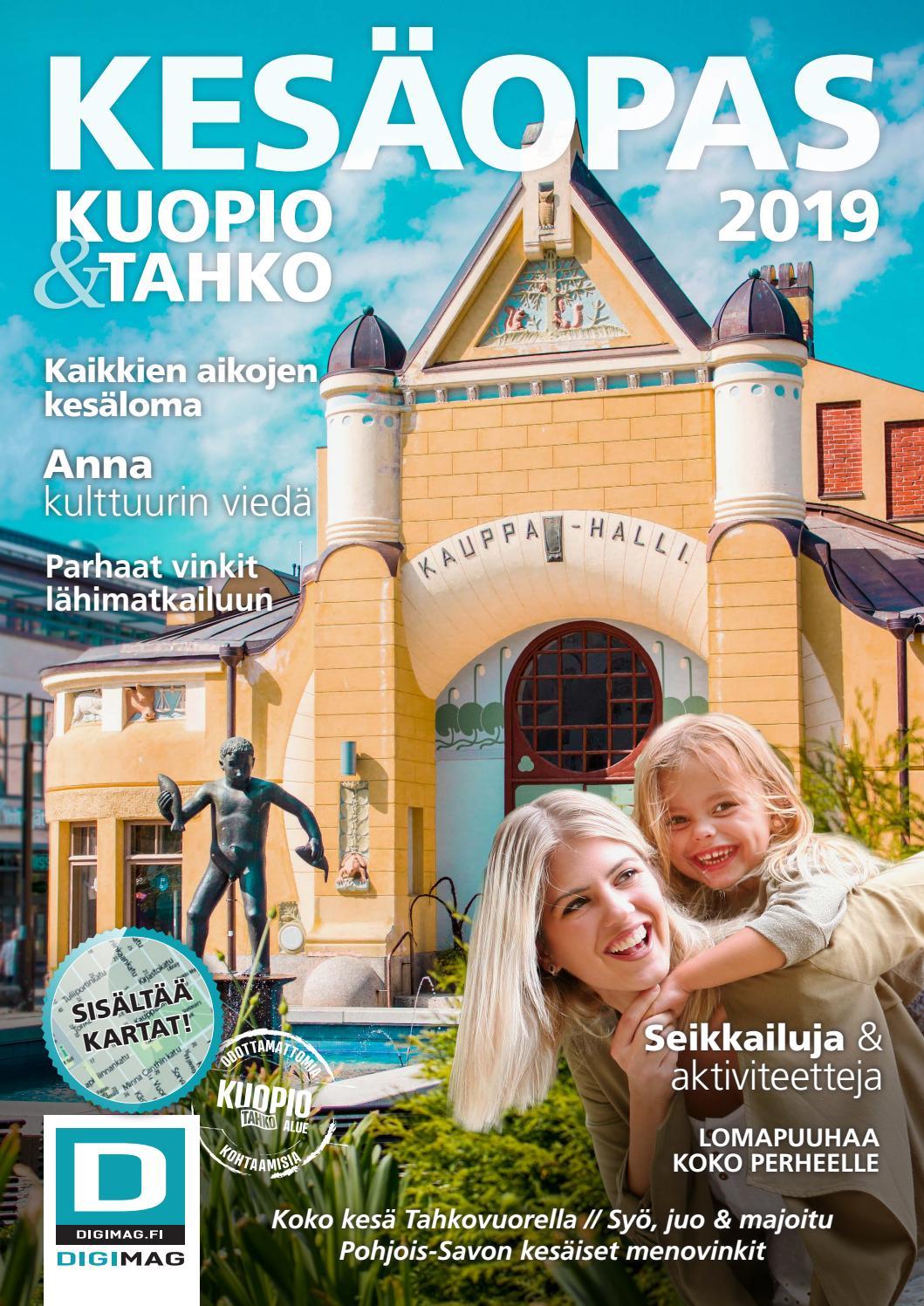 Kesaopas 2019 Kuopio Tahko By Nmt Kuopio Issuu