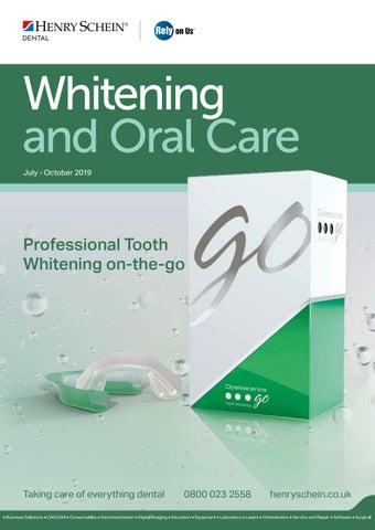 af63ebeec126 Whitening & Oral Care by HenryScheinUK - issuu